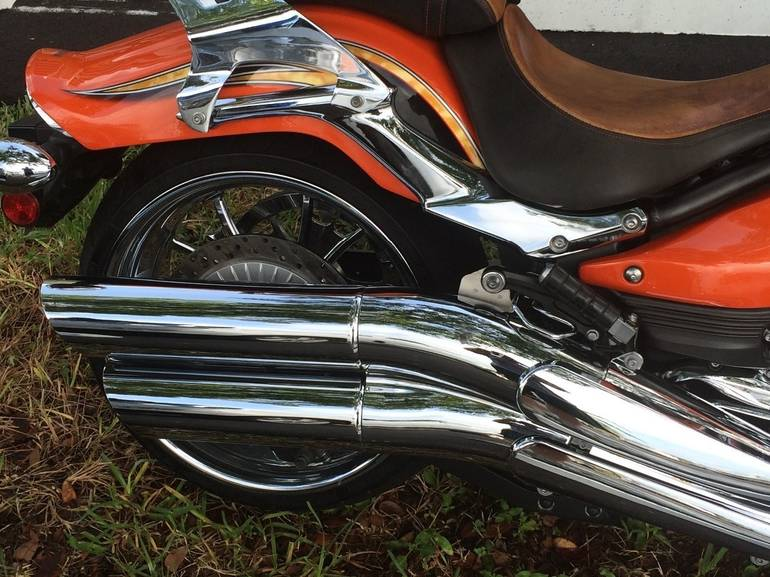 See more photos for this Yamaha Raider SCL, 2012 motorcycle listing