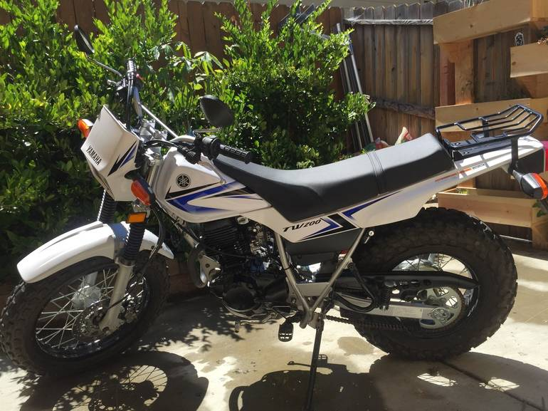 See more photos for this Yamaha Tw200 200, 2012 motorcycle listing