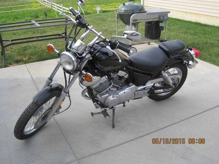 See more photos for this Yamaha V Star 250, 2012 motorcycle listing