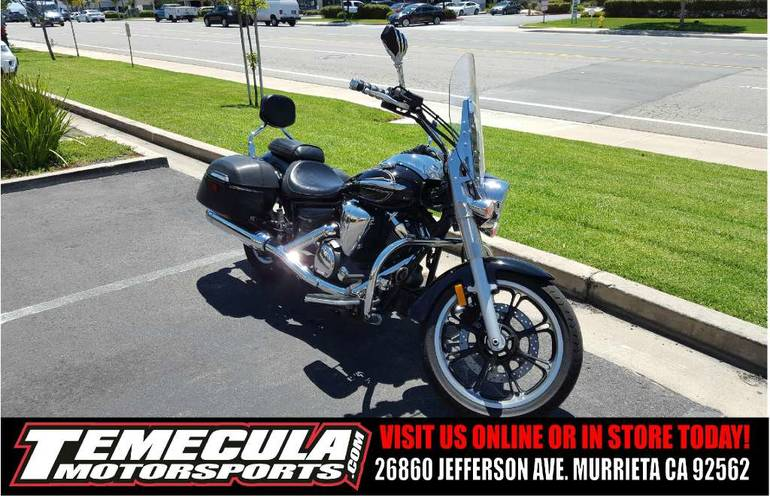 See more photos for this Yamaha V Star 950 Tourer, 2012 motorcycle listing