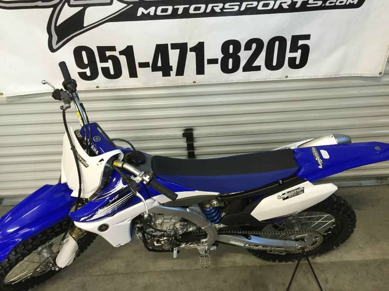 See more photos for this Yamaha YZ450F, 2012 motorcycle listing