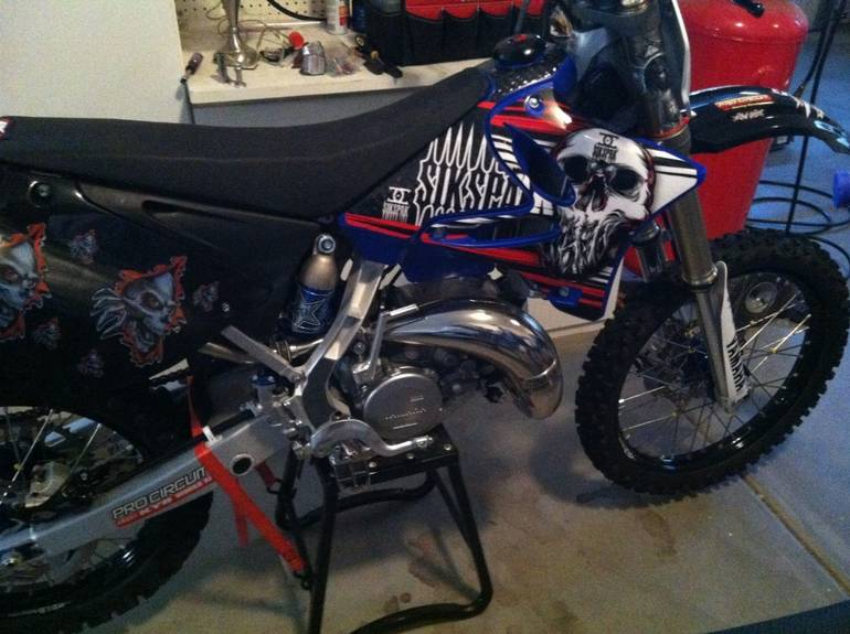 See more photos for this Yamaha Yz 125, 2012 motorcycle listing
