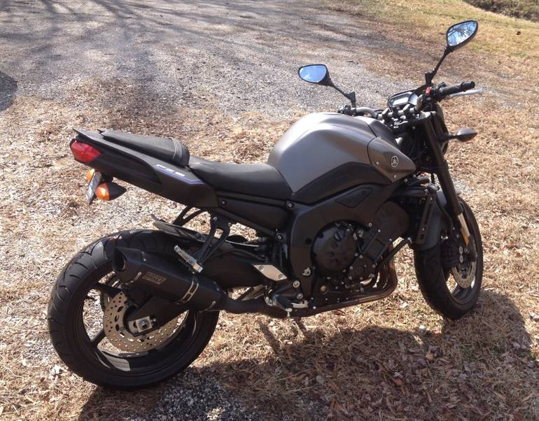 See more photos for this Yamaha Fz8 , 2013 motorcycle listing