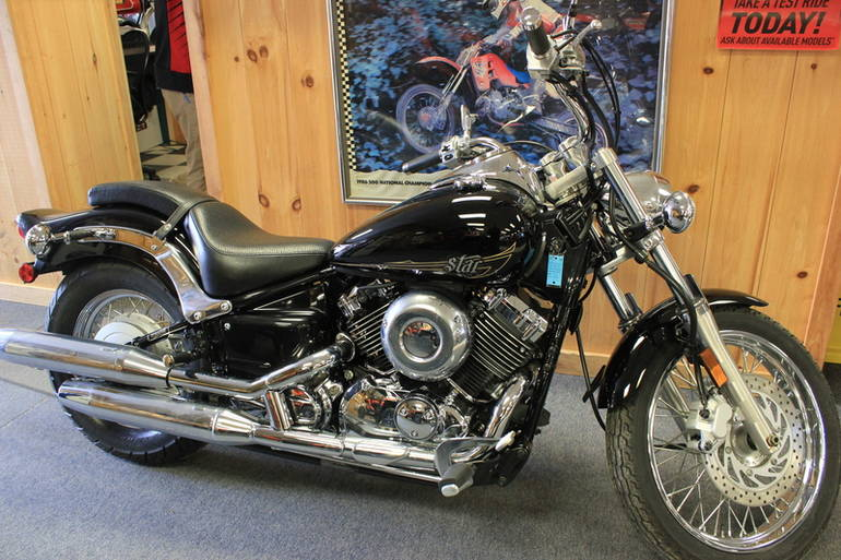 See more photos for this Yamaha V Star Custom 650, 2013 motorcycle listing