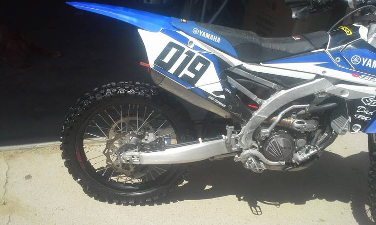 See more photos for this Yamaha 250f , 2014 motorcycle listing