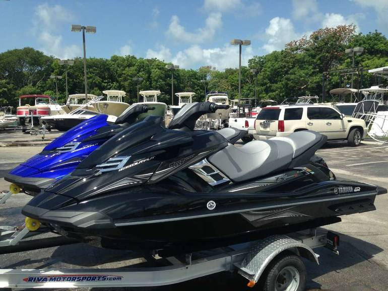 See more photos for this Yamaha FX HO, 2014 motorcycle listing