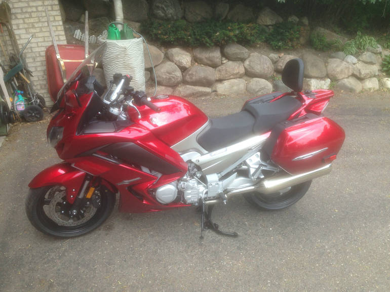 See more photos for this Yamaha Fj1300 , 2014 motorcycle listing