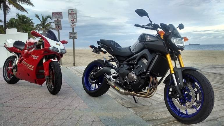 See more photos for this Yamaha Fz-09 , 2014 motorcycle listing