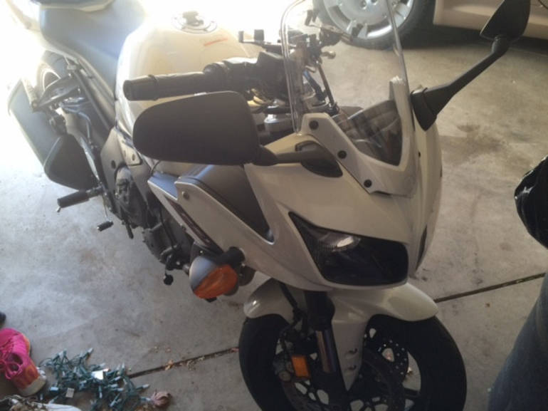 See more photos for this Yamaha Fz1 , 2014 motorcycle listing