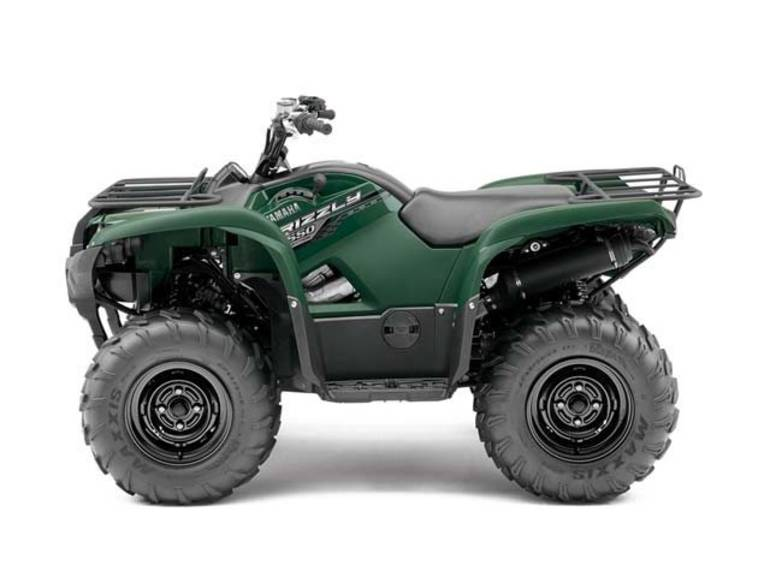 See more photos for this Yamaha Grizzly 550 FI Auto. 4x4, 2014 motorcycle listing