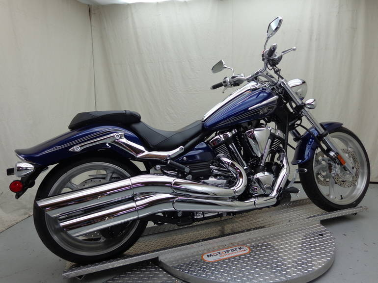 See more photos for this Yamaha Raider S, 2014 motorcycle listing