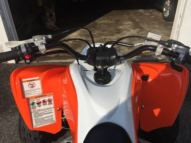 See more photos for this Yamaha Raptor 700R, 2014 motorcycle listing