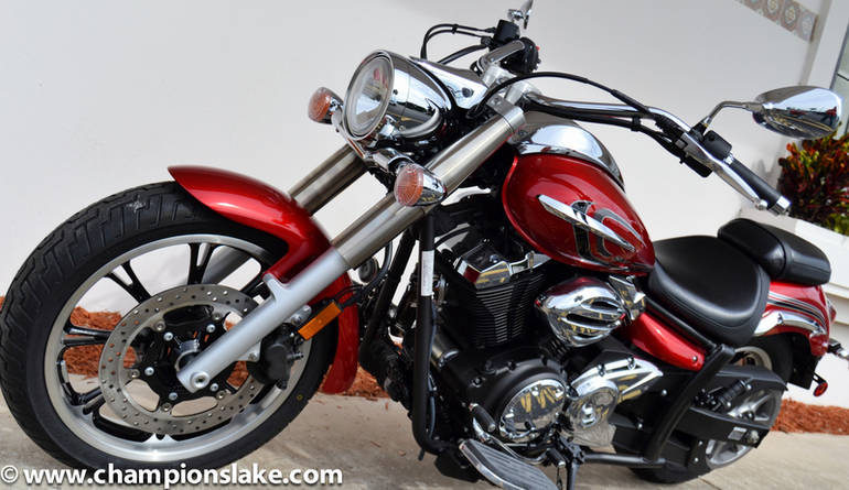 See more photos for this Yamaha V Star 950, 2014 motorcycle listing