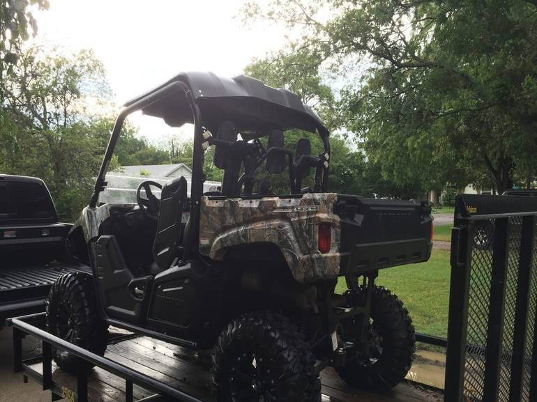 See more photos for this Yamaha Viking FI 4X4 EPS, 2014 motorcycle listing