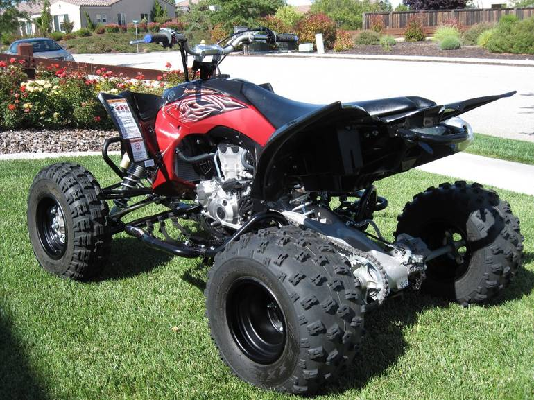 See more photos for this Yamaha Yfz 450R SE, 2014 motorcycle listing