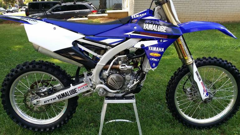 See more photos for this Yamaha Yz 250F, 2014 motorcycle listing