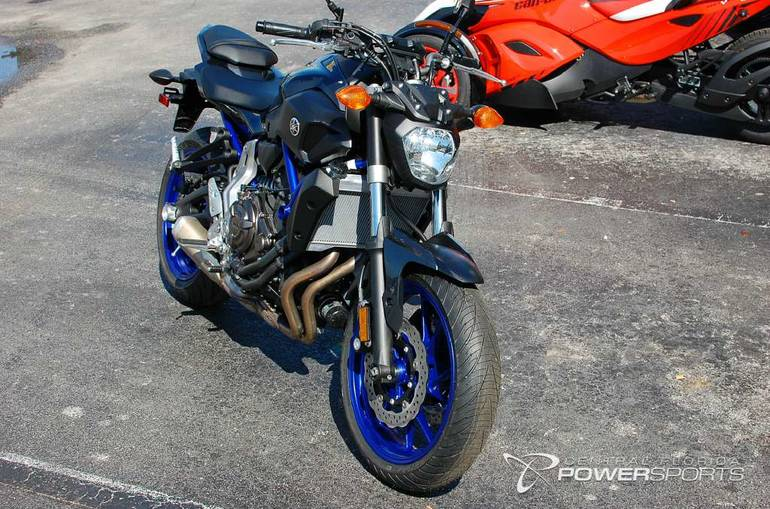See more photos for this Yamaha FZ-07, 2015 motorcycle listing