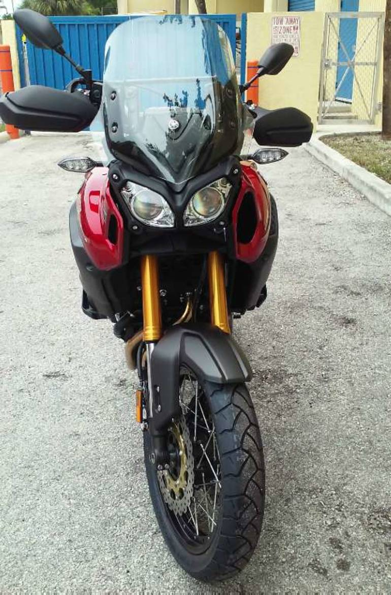See more photos for this Yamaha Super Ténéré, 2015 motorcycle listing
