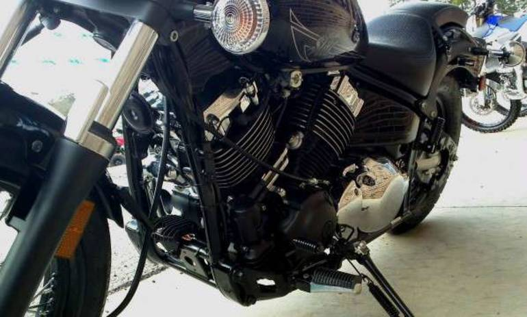 See more photos for this Yamaha V Star Custom, 2015 motorcycle listing