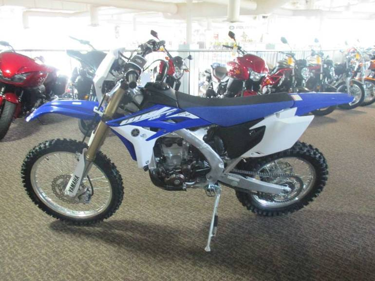 See more photos for this Yamaha WR450F, 2015 motorcycle listing