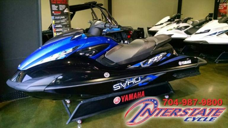 See more photos for this Yamaha WaveRunner FZ S, 2015 motorcycle listing
