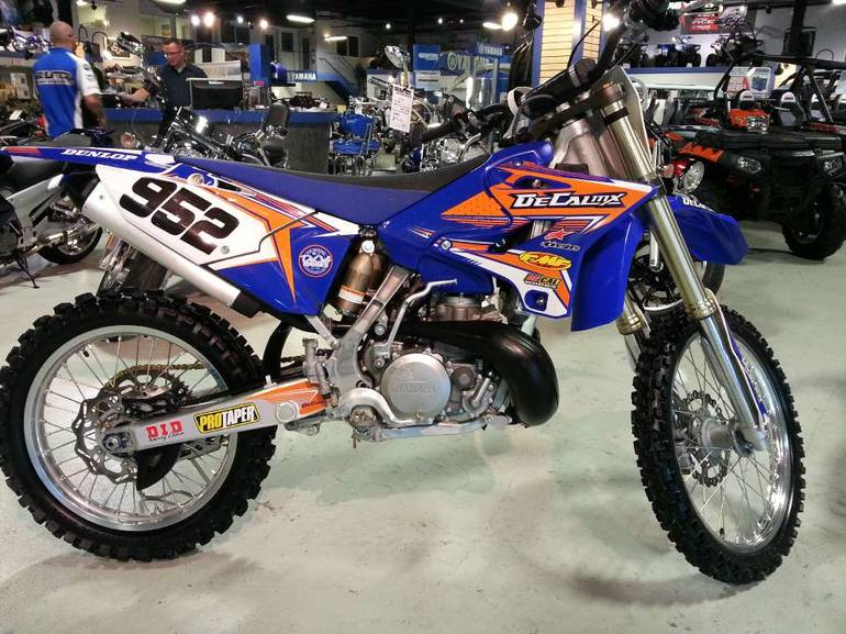 See more photos for this Yamaha YZ250, 2015 motorcycle listing