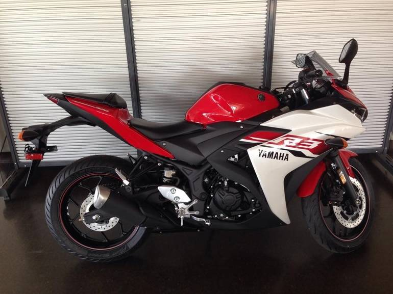 See more photos for this Yamaha YZF-R3, 2015 motorcycle listing