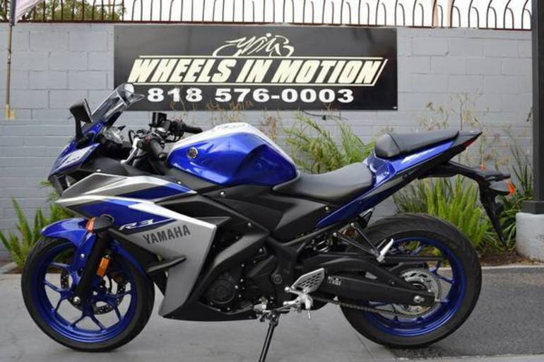 See more photos for this Yamaha YZF R3, 2015 motorcycle listing