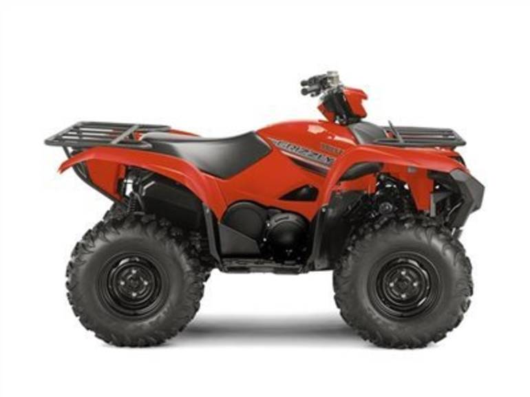 See more photos for this Yamaha Grizzly EPS Red, 2016 motorcycle listing