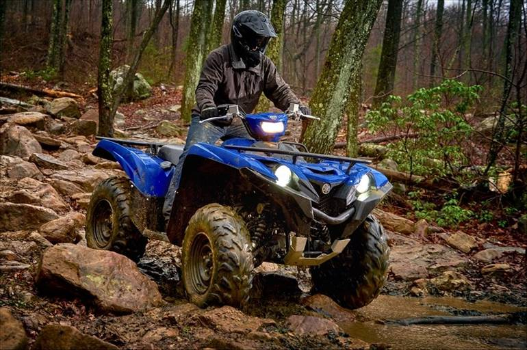 See more photos for this Yamaha Grizzly® EPS, 2016 motorcycle listing