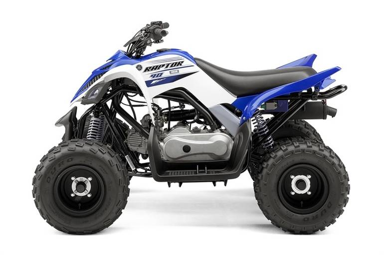 See more photos for this Yamaha Raptor® 90, 2016 motorcycle listing