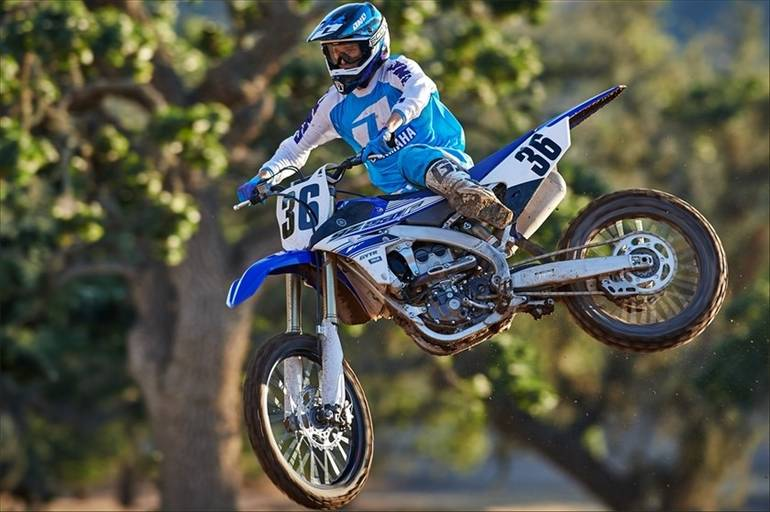 See more photos for this Yamaha YZ250F, 2016 motorcycle listing