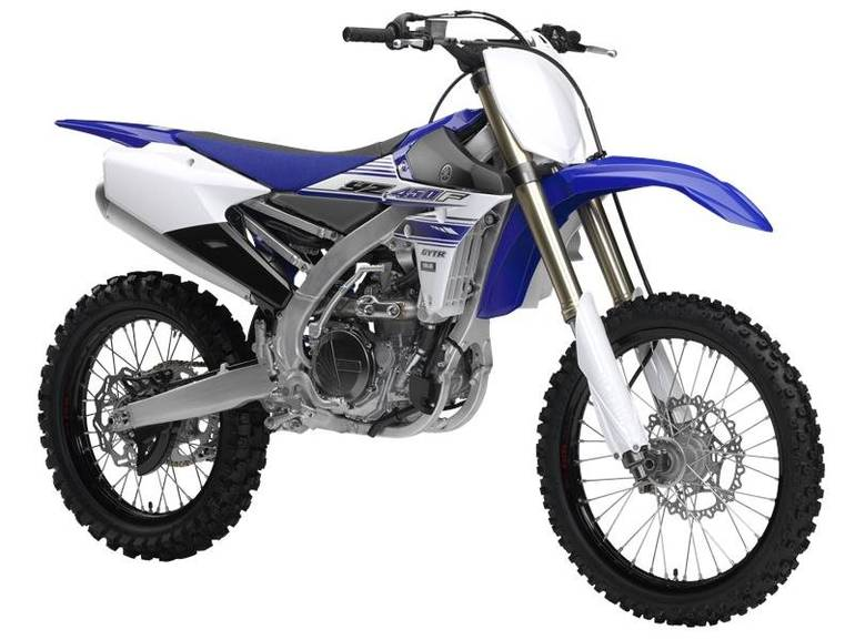 See more photos for this Yamaha YZ450F Yamaha Blue, 2016 motorcycle listing