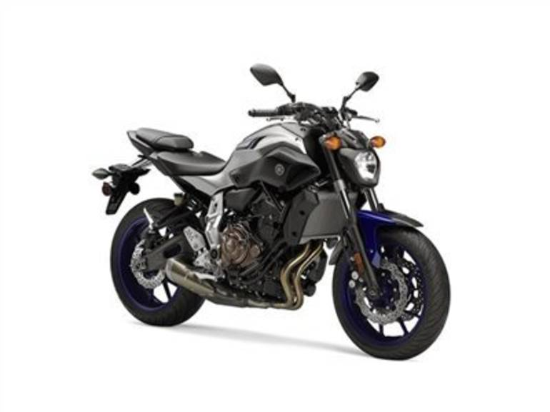 See more photos for this Yamaha FZ-07 Matte Silver, 2016 motorcycle listing