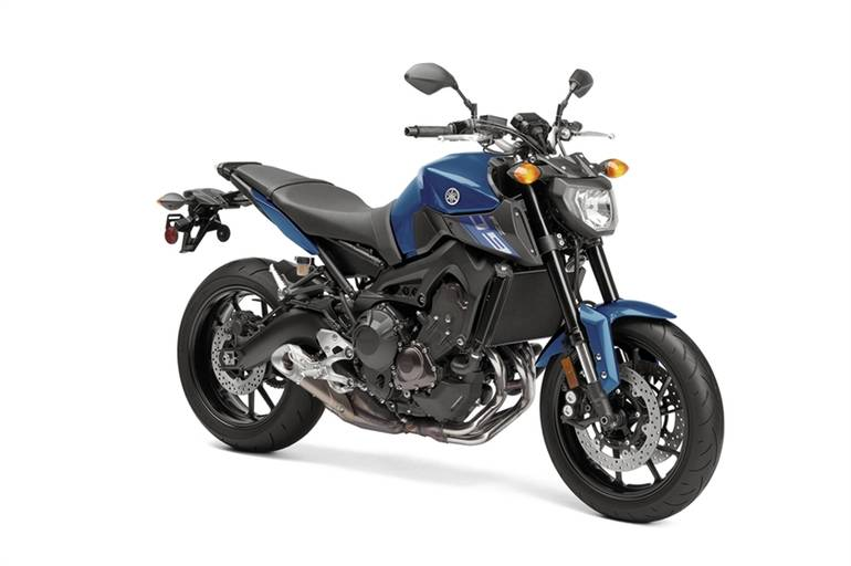 See more photos for this Yamaha FZ-09 BLUE, 2016 motorcycle listing