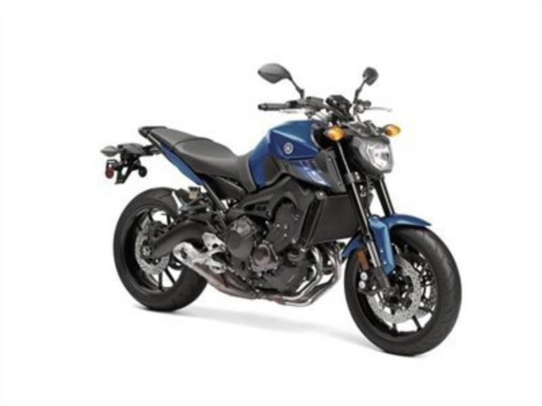 See more photos for this Yamaha FZ-09 Impact Blue, 2016 motorcycle listing