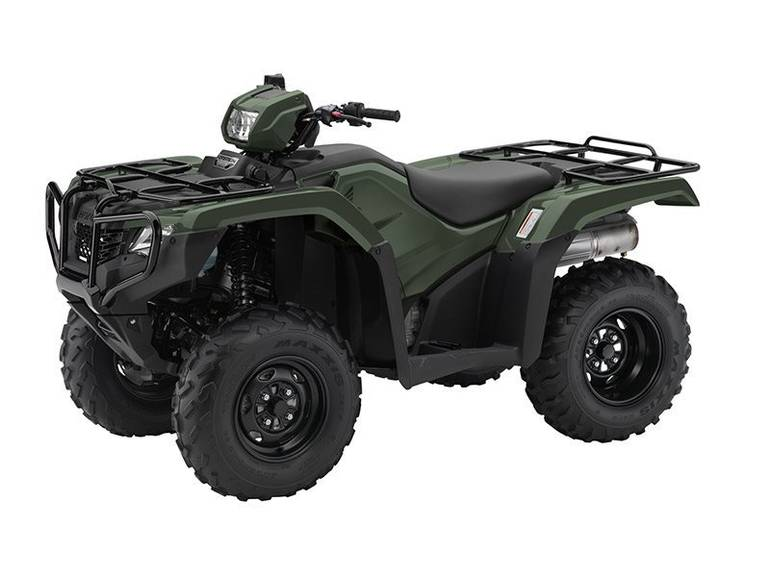 See more photos for this Yamaha FourTrax Foreman 4x4 EPS Olive, 2016 motorcycle listing