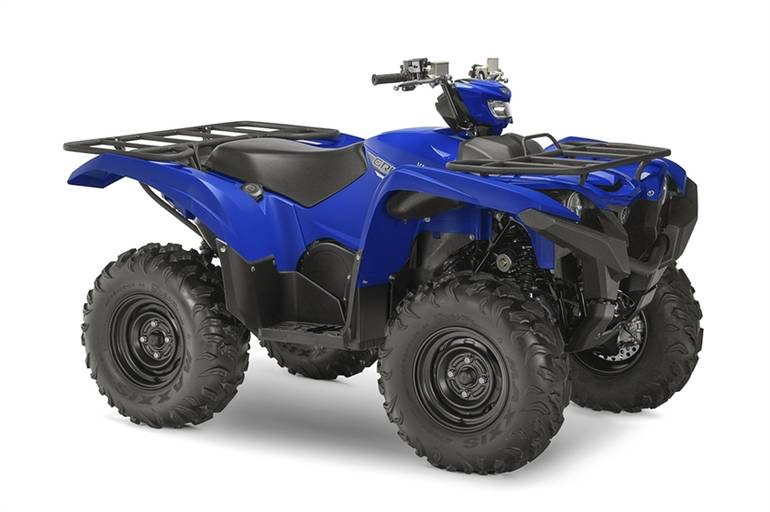 See more photos for this Yamaha GRIZZLY EPS 4WD BLUE, 2016 motorcycle listing