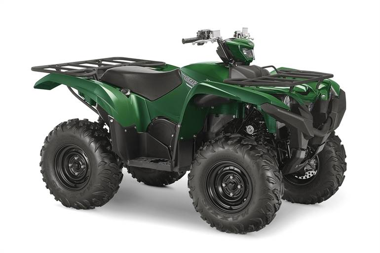 See more photos for this Yamaha GRIZZLY EPS 4WD GREEN, 2016 motorcycle listing