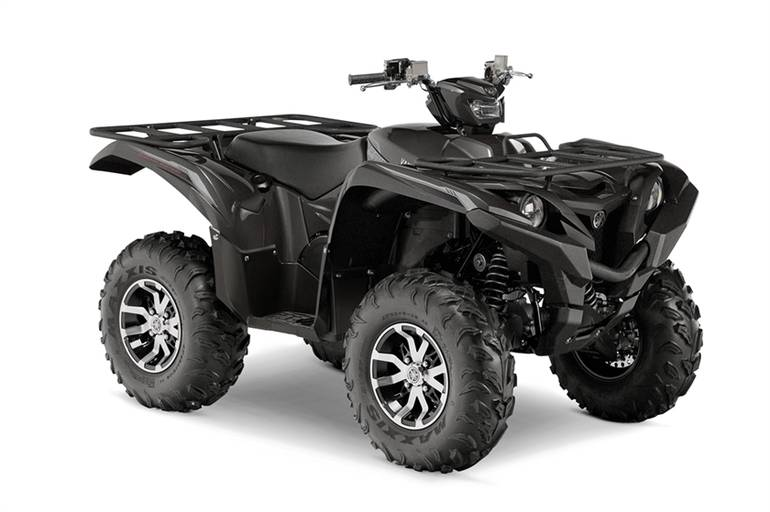 See more photos for this Yamaha GRIZZLY EPS 4WD SPECIAL EDITION CARBON M, 2016 motorcycle listing
