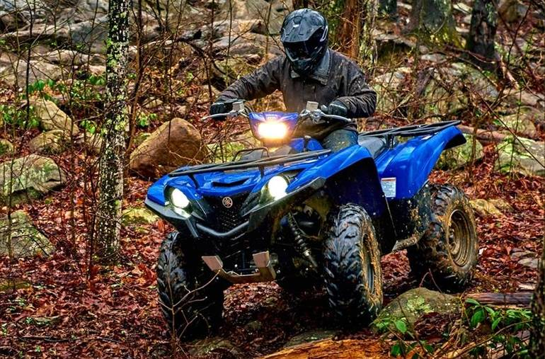 See more photos for this Yamaha Grizzly 700 4x4 w/ FI, Ultramatic T, 2016 motorcycle listing