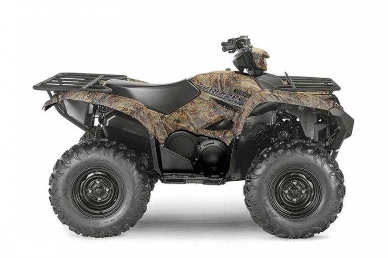 See more photos for this Yamaha Grizzly 700 EPS, 2016 motorcycle listing