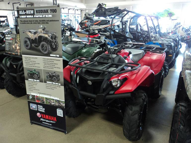 See more photos for this Yamaha Grizzly 700, 2016 motorcycle listing