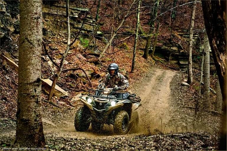 See more photos for this Yamaha Grizzly Camo, 2016 motorcycle listing