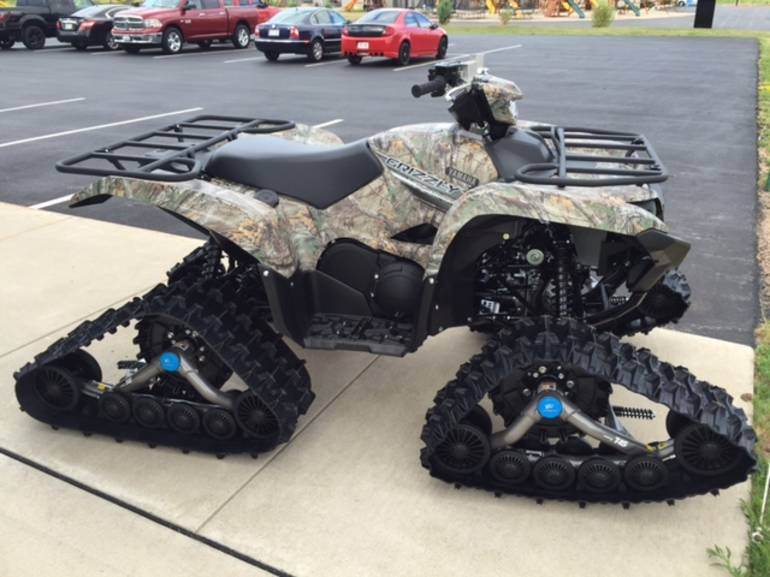 See more photos for this Yamaha Grizzly EPS - Realtree Xtra w/ Camo, 2016 motorcycle listing