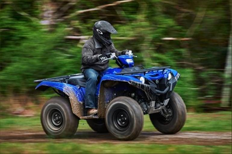 See more photos for this Yamaha Grizzly EPS, 2016 motorcycle listing