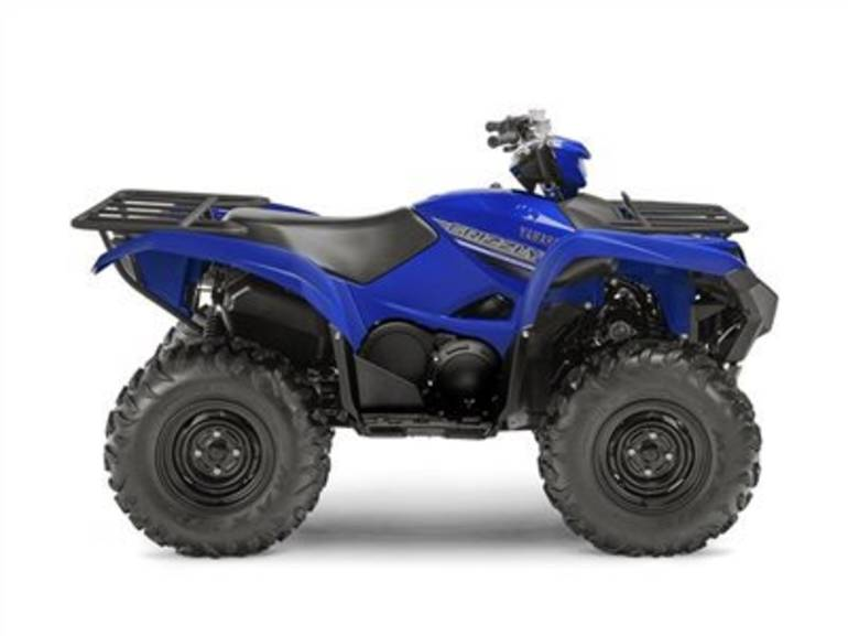 See more photos for this Yamaha Grizzly EPS Steel Blue, 2016 motorcycle listing