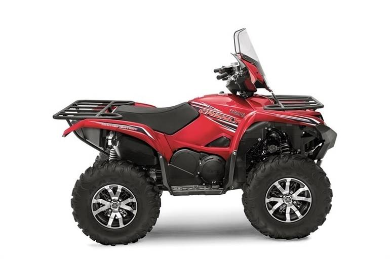 See more photos for this Yamaha Grizzly® EPS LE, 2016 motorcycle listing