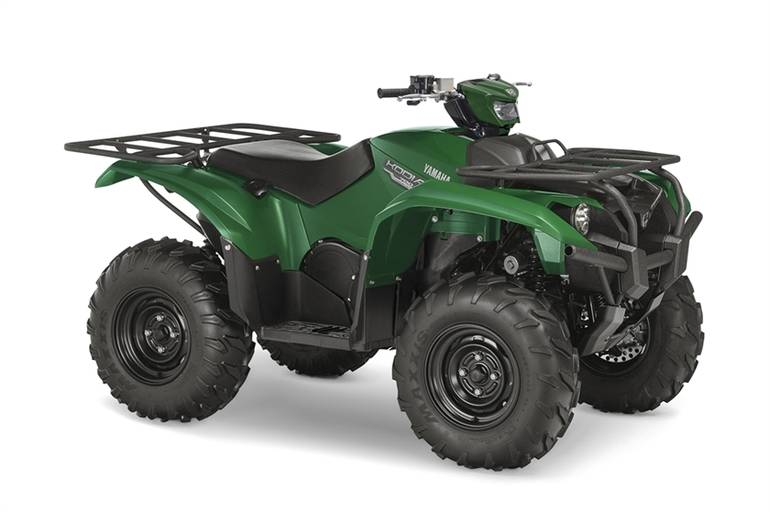 See more photos for this Yamaha KODIAK 700 EPS 4WD GREEN, 2016 motorcycle listing