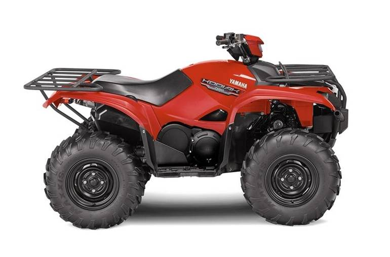 See more photos for this Yamaha KODIAK 700EPS 4WD, 2016 motorcycle listing
